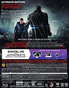 Batman v Superman: Dawn of Justice, Ultimate Edition at Gotham City Store
