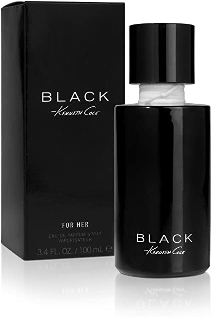 Kenneth Cole Black For Her Eau de Parfum Spray 100 ml