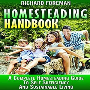 Homesteading Handbook Audiobook