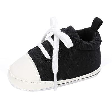 3782ab8b4eb14 Amazon.com | Weixinbuy Toddler Baby Boys Girls Soft Sole Sneaker ...