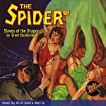 Spider #32, May 1936 | Grant Stockbridge, RadioArchives.com