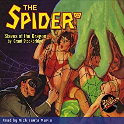 Spider #32, May 1936