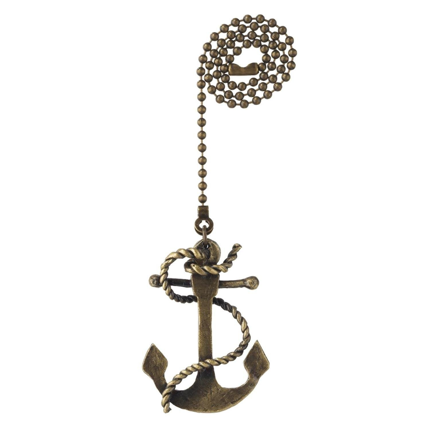 Westinghouse Lighting 77644 Corp 12-Inch Sea Anchor Pull Chain