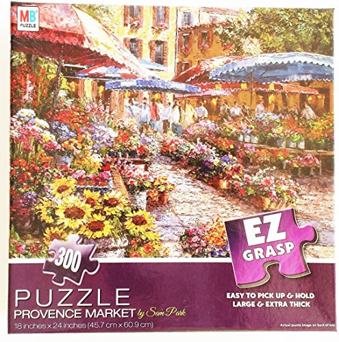 18 Piece Coffee (EZ Grasp Puzzle Provence Market, 300)