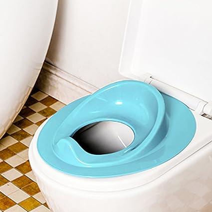 VANKER Si/ège-pot,R/éducteur de Toilette Hild toilette b/éb/é ma Tongdian Bleu