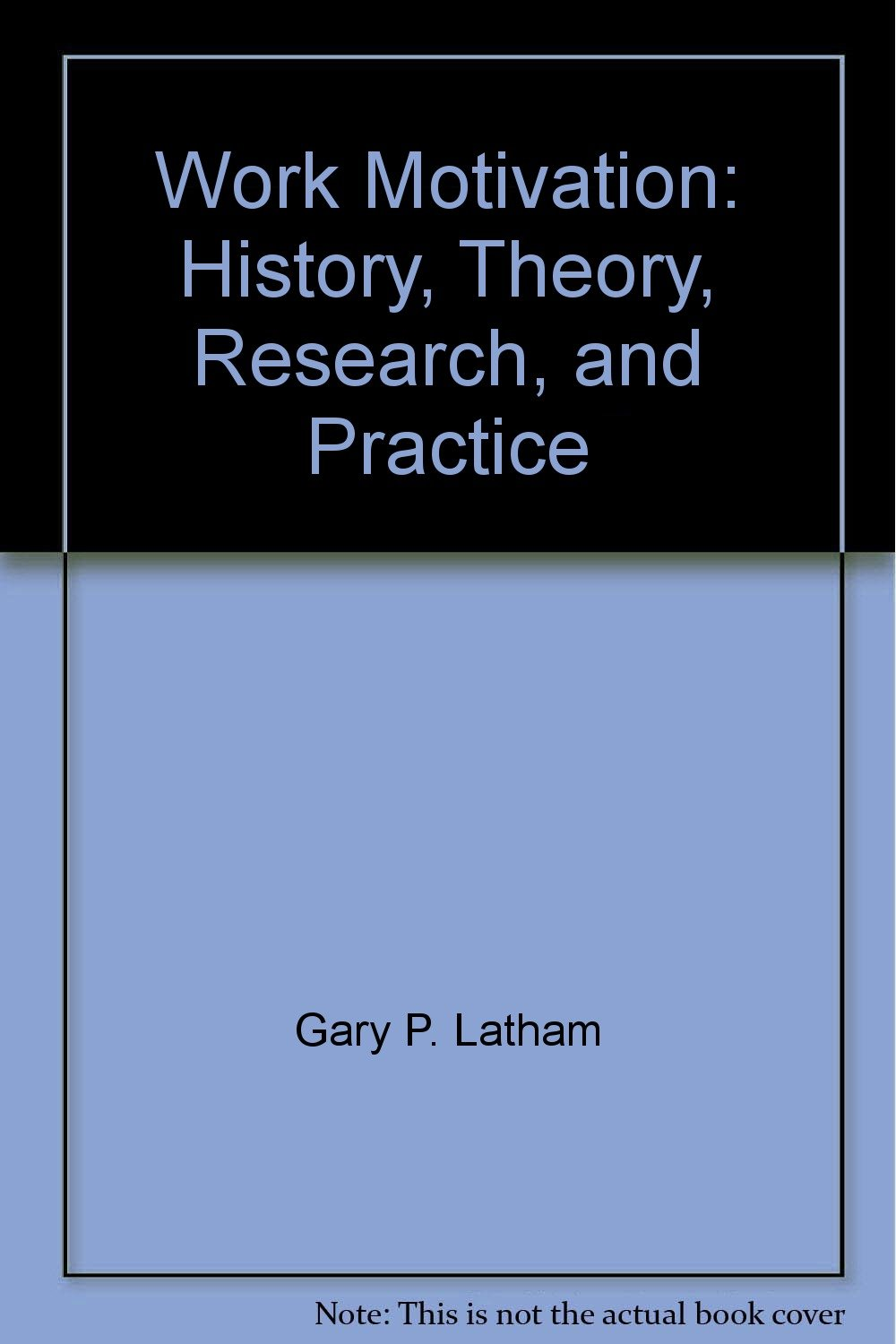 HISTORY OF MOTIVATION THEORY DOWNLOAD