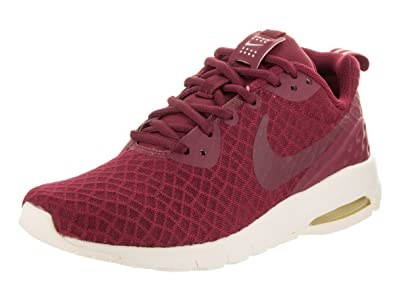 women nike air max motion lw se noble red customized car