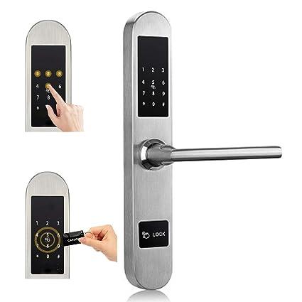 Amazon com: Love of Life Smart Door Lock Home Digital