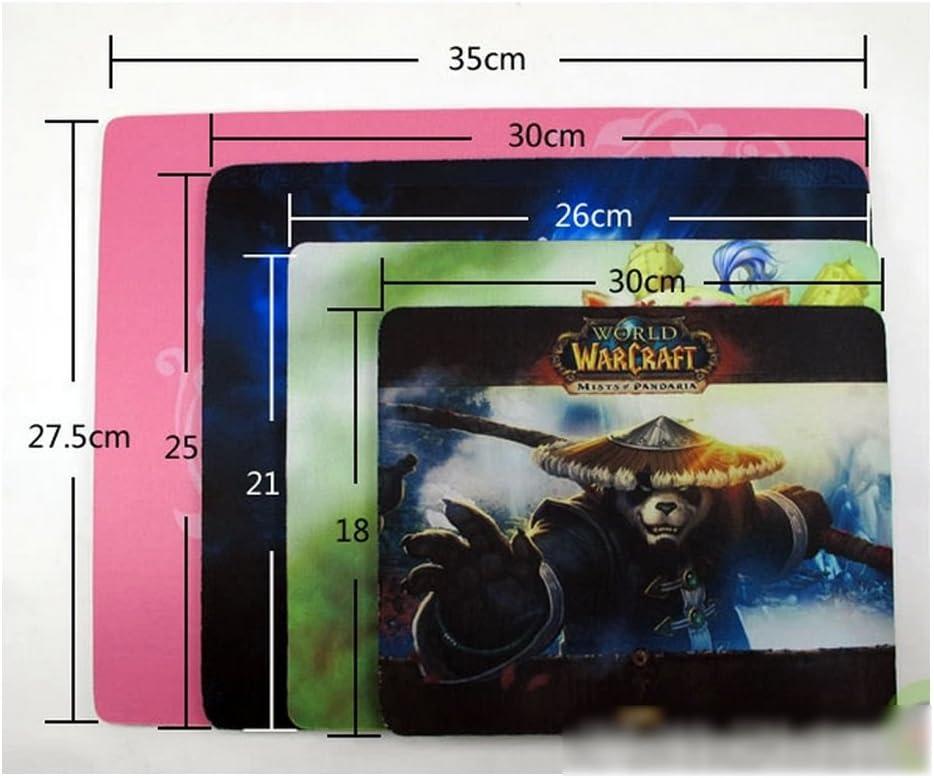 League of Legends DAOKAI héroes la escarcha arquero Ashe alfombrilla para ratón, , L(300x250x5mm): Amazon.es: Informática