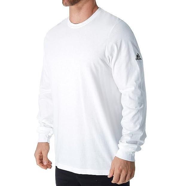 1fa25cf9a5f Amazon.com  adidas Men's Long Sleeve T-Shirt  Sports   Outdoors
