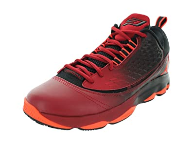 Jordan Air Cp3.VI AE-Gym Red/Total Crimson/black-10.5