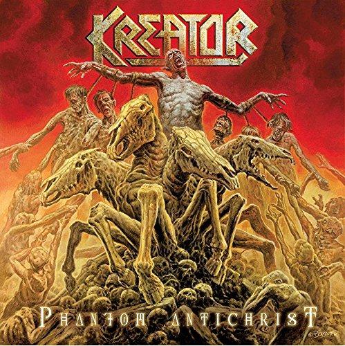 CD : Kreator - Phantom Antichrist (CD)