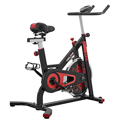 Amazon.com : relife rebuild your life spin bike stationary indoor