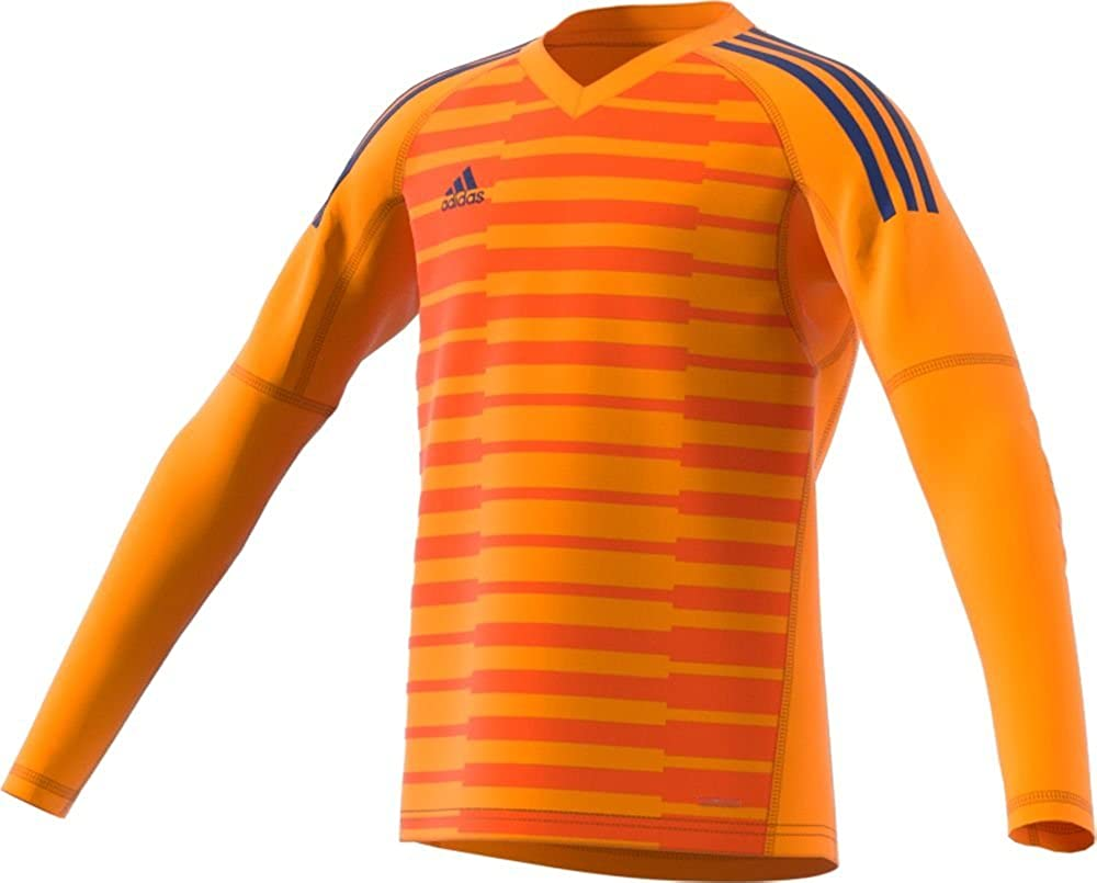 Amazon.com: adidas Adipro 18 - Camiseta de portero para ...