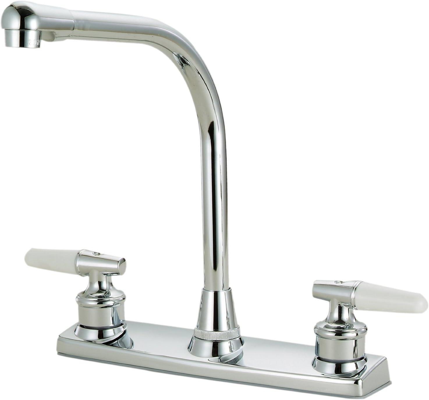 Hardware House 123334 Kitchen Faucet, Chrome