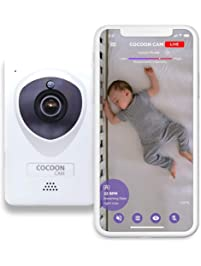 Cocoon Cam Plus - Baby Monitor with Breathing Monitoring - Updated 2019 Version