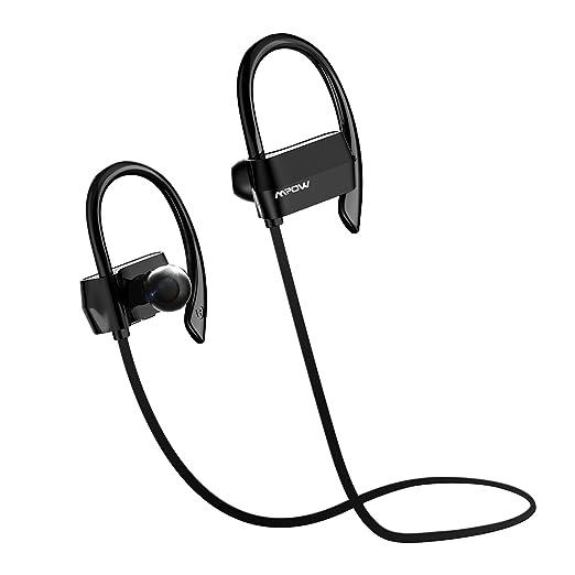 306 opinioni per Mpow Bluetooth Corsa Cuffie Auricolari Wireless Sport, Sweatproof Auricolari per