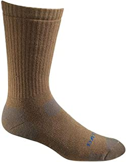 product image for Bates Men's Tactical Mid Calf Socks, Coyote Brown, M