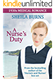 A Nurse's Duty: A 1930s Medical Romance
