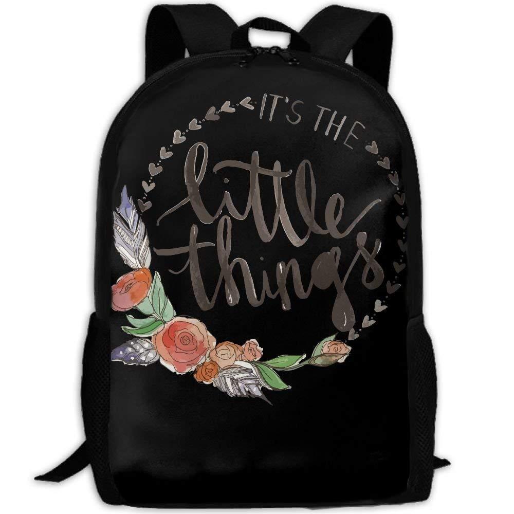 color18 One_Size Backpack Adult Buddha in Meditation Unique Shoulders Bag Daypacks