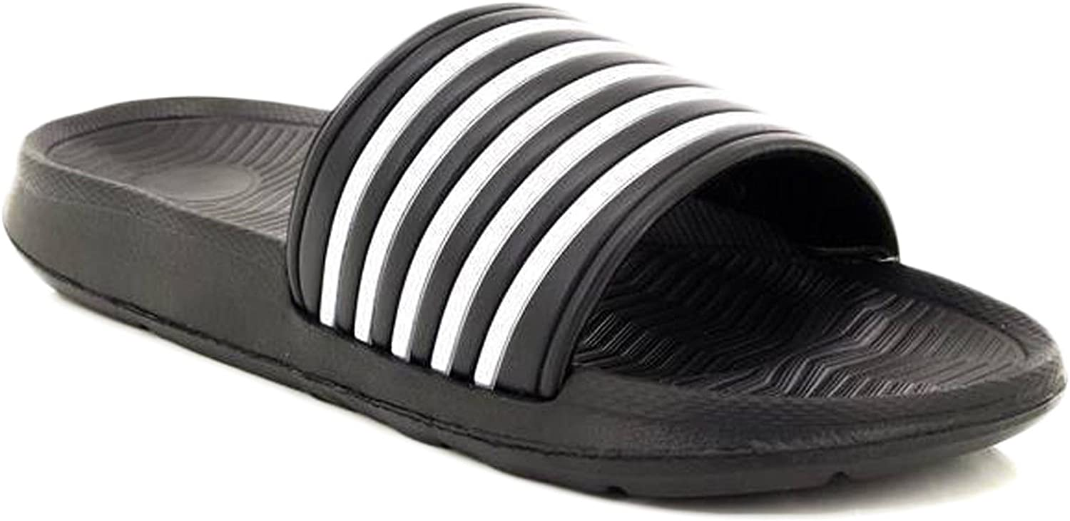 Mens /& Boys Slip On Flip Flop Shower Beach Holiday Flats Sports Casual Shoe Size