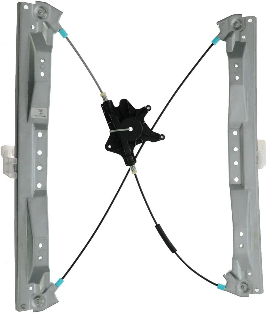 New Power Window Regulator fits 2008-18 Grand Caravan Front Right without Motor