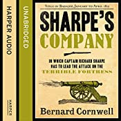 Sharpe's Company: The Siege of Badajoz, January to April 1812: The Sharpe Series, Book 13 | Bernard Cornwell