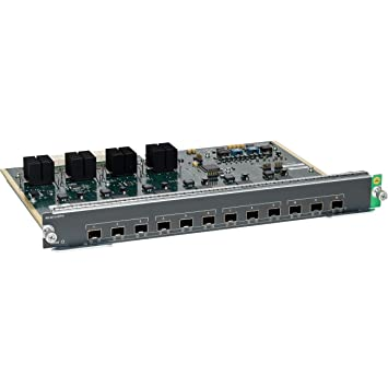 Amazoncom Cisco WSX4712SFPE 4500E 12Port 10 GBE Catalyst