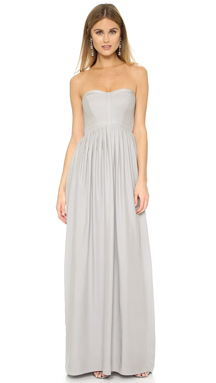 Amazon.com: Parker Women\'s Black Bayou Gown: Clothing