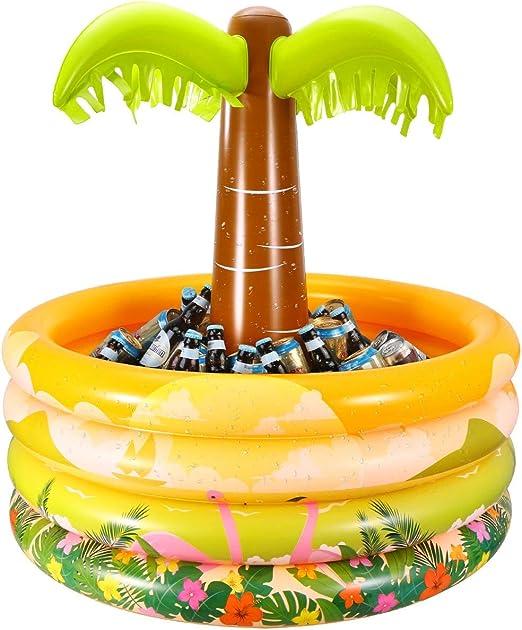 iBaseToy enfriadores de palmeras inflables, decoración de fiesta ...