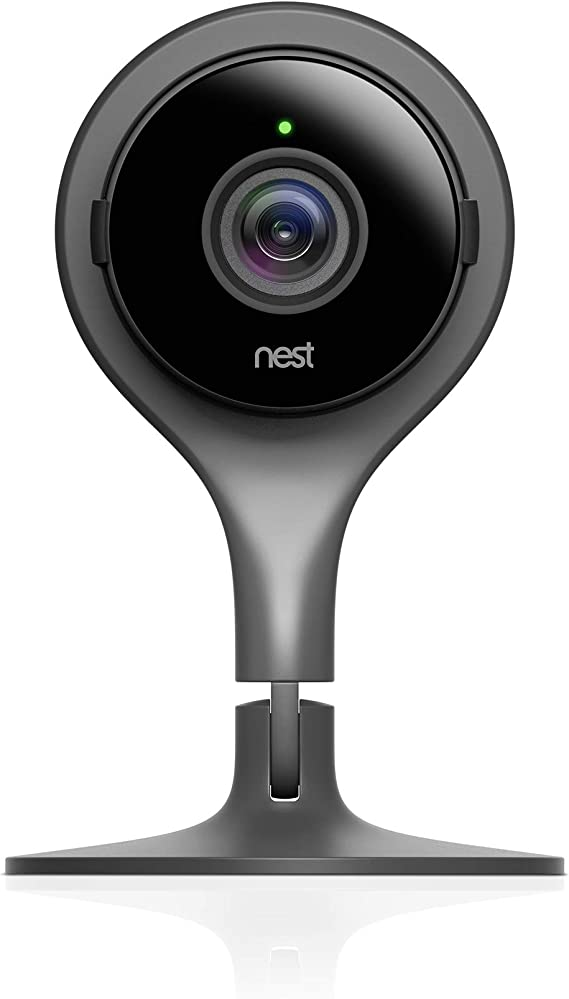 Nest Cam Indoor Wired Home Security Camera