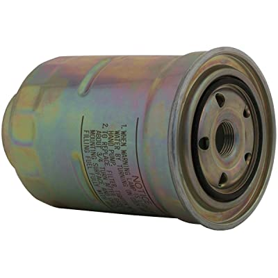 Luber-finer G2920 Fuel Filter: Automotive