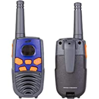 Nerf Walkie Talkie for Kids Fun at The Touch of a Button Nerf FRS Blue/Black