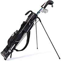 Sunday Golf - Lightweight Sunday Golf Bag with Strap and Stand – Easy to Carry and Durable Pitch n Putt Golf Bag – Golf…