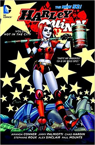 Image result for harley quinn hot in the city