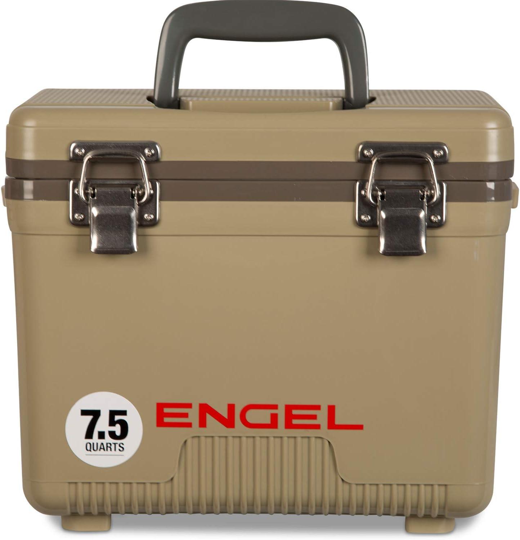 Engel UC7 Ice/Dry Box Cooler - White