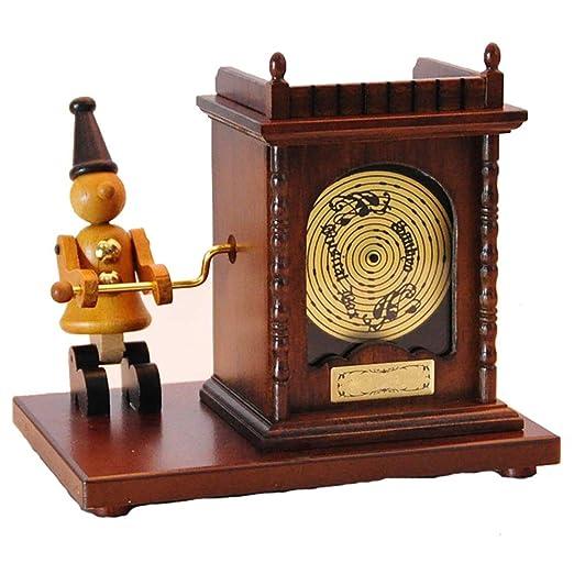 GSC-home Caja de Musica Caja de música de Marionetas Caja de ...