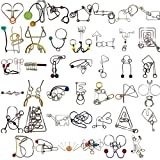 Group Special - a set of 41 wire puzzles