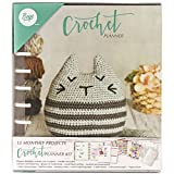 Boye 12 Month Kit Crochet Activity Planner
