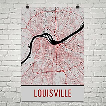 Amazon.com: Louisville Poster, Louisville Art Print, Louisville Wall on map of petersburg kentucky, map of bowling green kentucky, map of kentucky state, map of united states of america, map illinois cities, map of tennessee, map of loretto kentucky, map of kentucky roads, map of kentucky county, map of kentucky usa, map of kentucky lakes, map of kentucky counties, map of newport kentucky, map of kentucky zip codes, kentucky towns and cities, map of north carolina, map of ky, map of western kentucky, map of kentucky streets, map of arkansas,