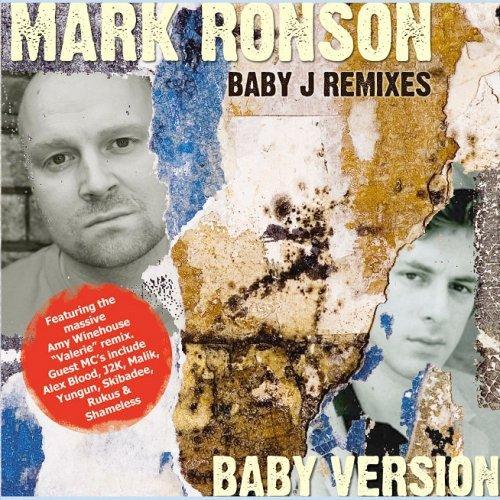 CD : Mark Ronson - Baby Version (CD)
