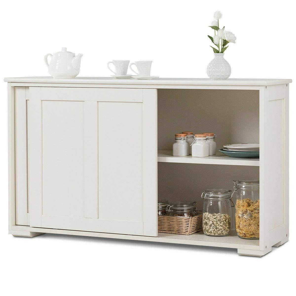 Amazon.com - Havilah7 Cabinet Storage Cupboard Sideboard ...