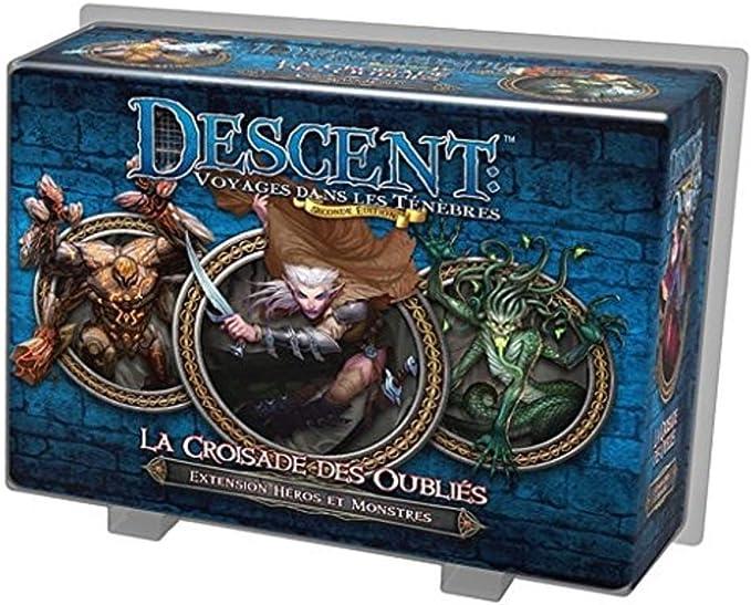 Edge Entertainment - Kyndrithul, Descent: Viaje a Las tinieblas (EDGDJ41): Amazon.es: Juguetes y juegos
