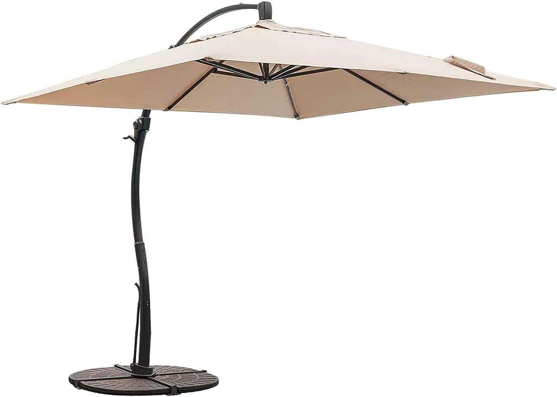 Mefo garden 10ft Classic Offset Patio Umbrella