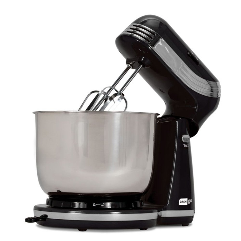 Dash Stand Mixer (Electric Mixer for Everyday Use): 6 Speed Stand ...