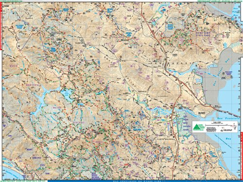 Buy Green Trails Maps products online in Oman - Muscat, Seeb