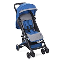 Chicco Miinimo2- Silla de paseo ultracompacta y ligera, 6 kg, color azul, rosa, negro o gris
