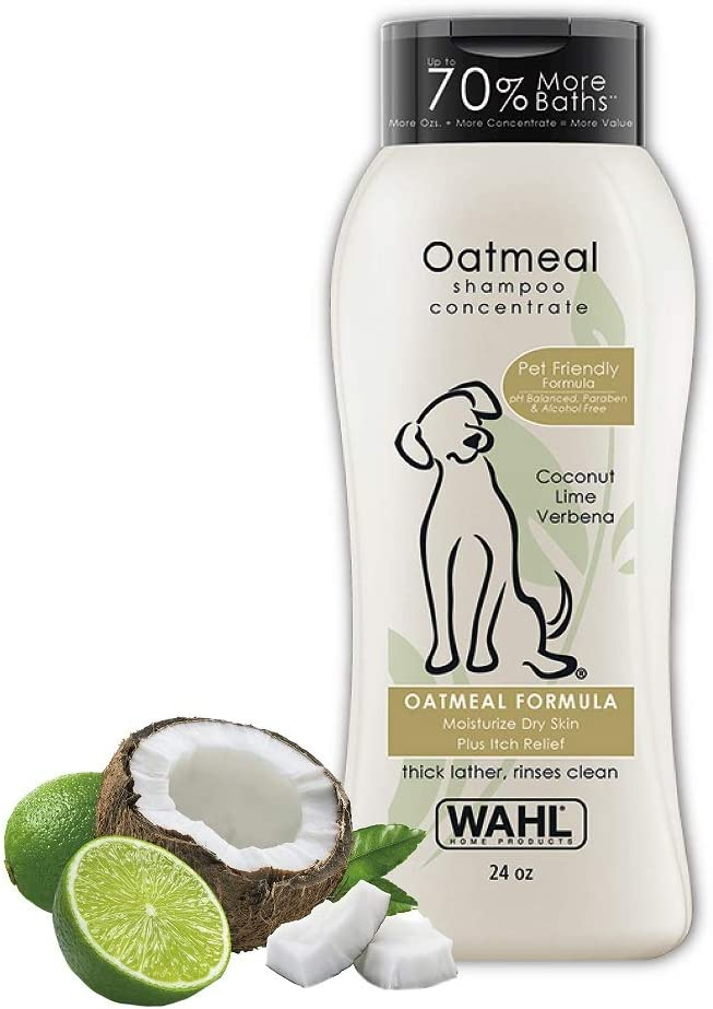 Wahl Oatmeal Shampoo Review