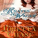 Knaves' Wager Audiobook by Loretta Chase Narrated by Stevie Zimmerman