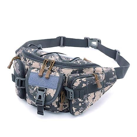 afa72aa6cbac Amazon.com : Vu Ken Waterproof Fanny Pack Military Waist Pack ...
